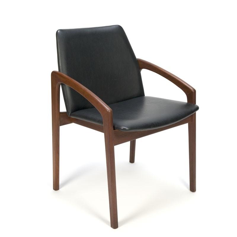 Vintage desk chair design Kai Kristiansen
