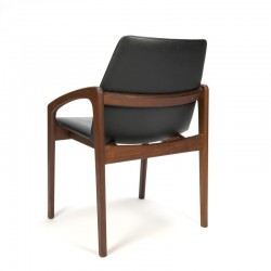 Vintage bureaustoel design Kai Kristiansen