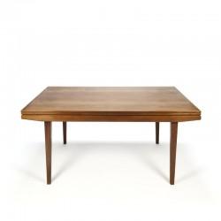 Danish Vintage teak dining table extendable