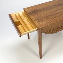Vintage Severin Hansen jr. side table for Haslev