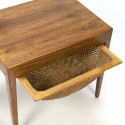 Vintage Severin Hansen jr. side table for Haslev