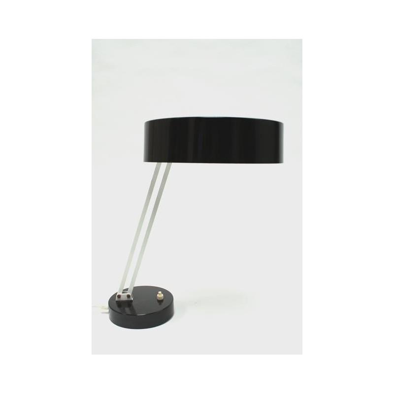 Hala Zeist modernistic table lamp black