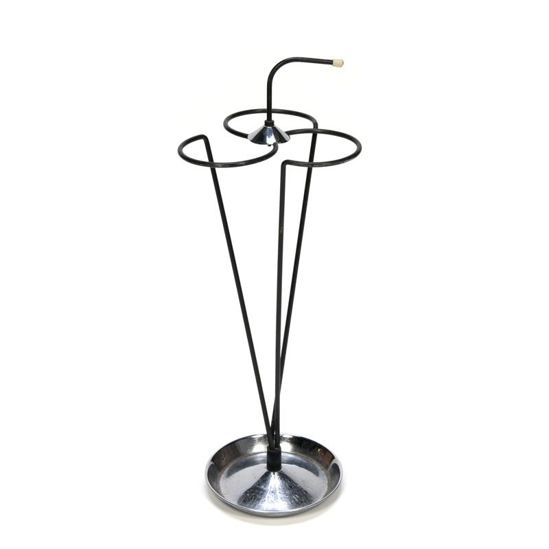 Vintage umbrella stand sixties
