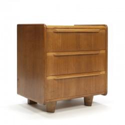 Vintage small Pastoe cabinet design Cees Braakman