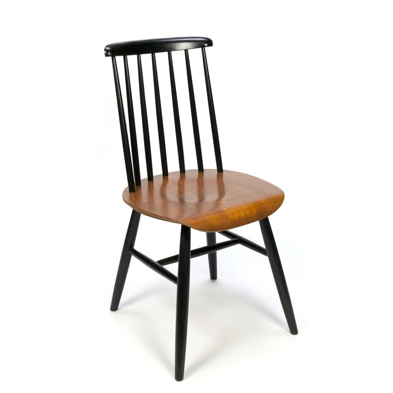 Scandinavian vintage bars dining chair