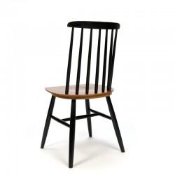Scandinavian vintage bars dining chair