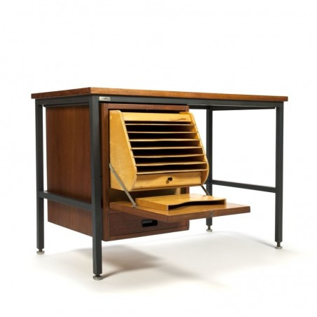 Vintage teak Danish desk