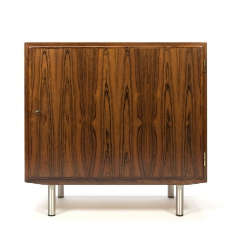 Vintage rosewood small cabinet from Denmark