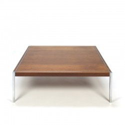 Vintage Knoll International salontafel ontwerp Richard Schultz