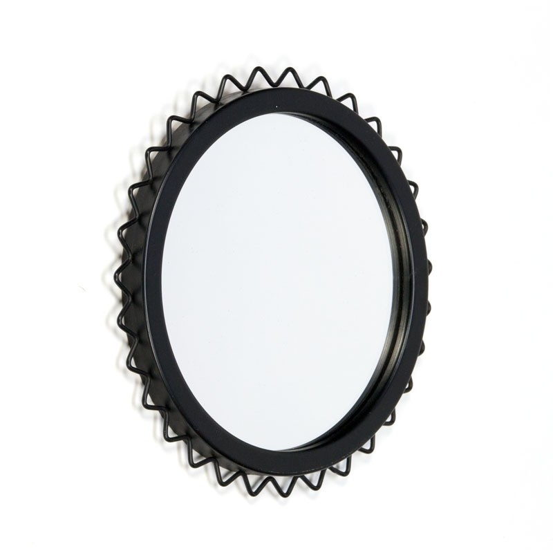 Small vintage mirror sixties