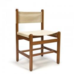 Danish dining chair by N. Eilersen