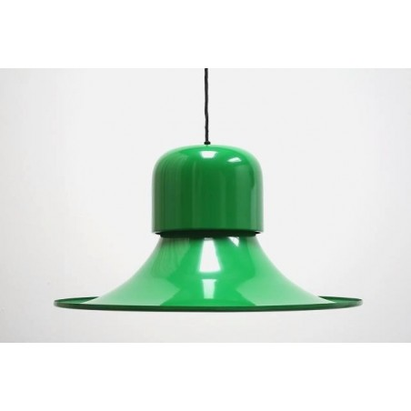 Large Stilnovo lamp green
