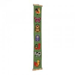 Vintage tapestry for children