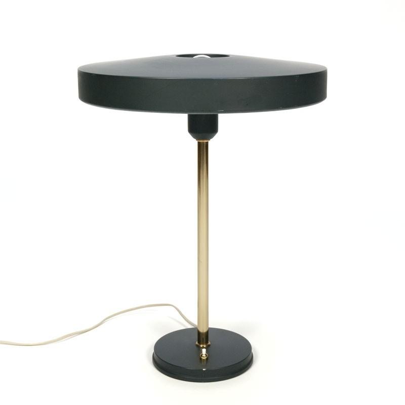 Vintage Philips table lamp design Louis Kalff