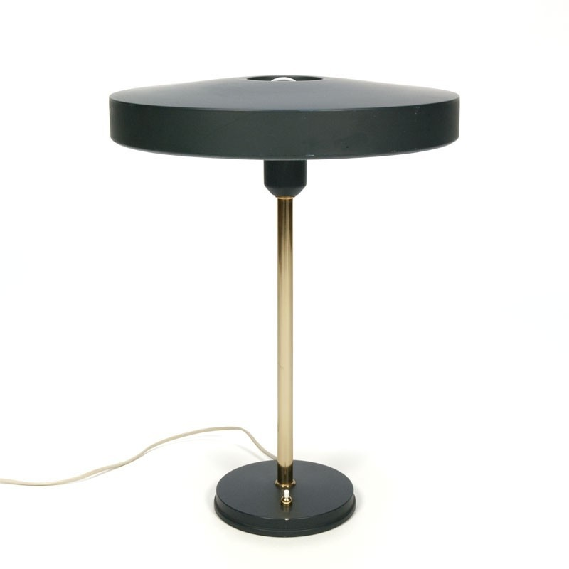 Vintage Philips tafellamp design Louis Kalff