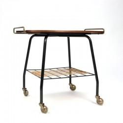 Vintage Danish bar cart fifties