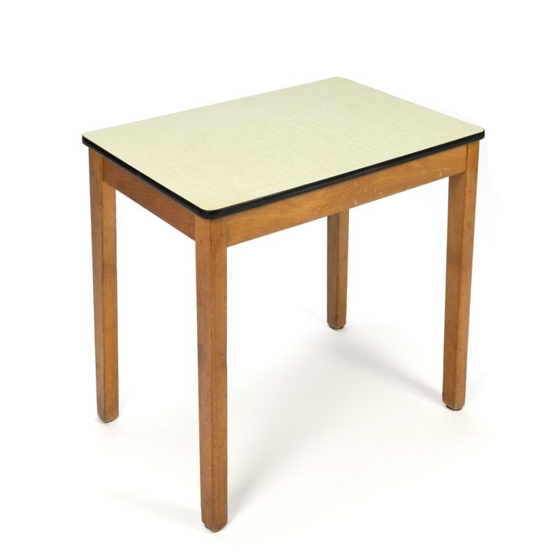 Vintage table for children