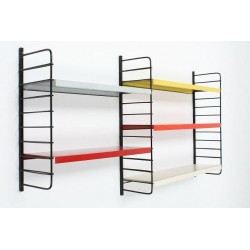 Metal wall rack nr. 1