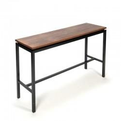 Vintage side tafel jaren zestig