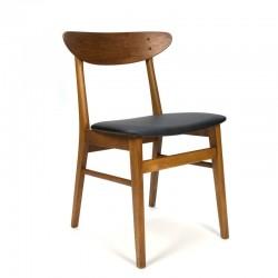 Set vintage Farstrup chairs model 210