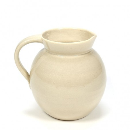 Vintage jug Dutch ceramic ADCO