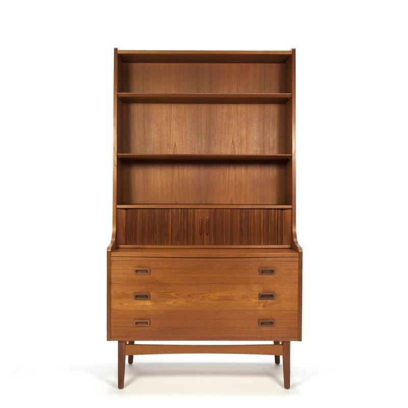 Danish vintage bookcase / secretary of Nexo