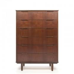 Vintage large model dresser from Denmark