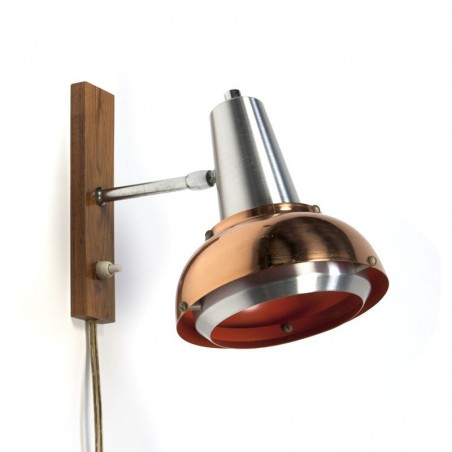 Deense vintage wandlamp