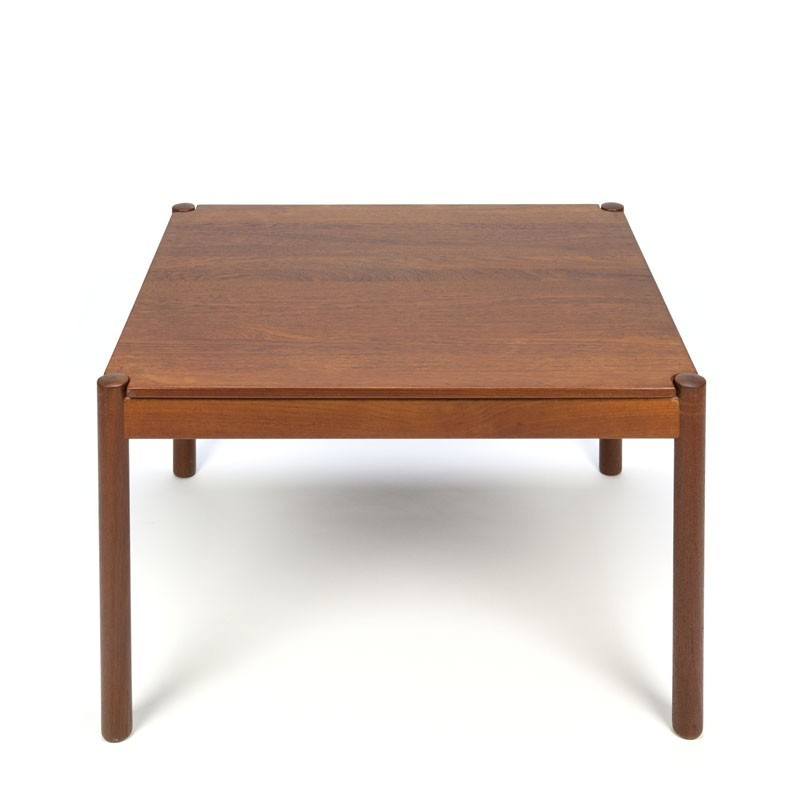Vintage Danish teak coffee table sixties