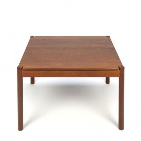 Vintage Danish teak coffee table sixties