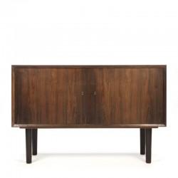 Small model vintage sideboard in rosewood