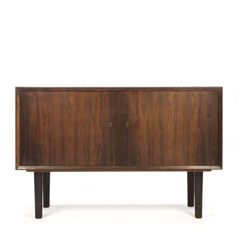 Small model vintage sideboard in rosewood