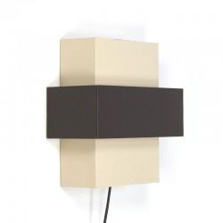 Vintage wall lamp design J.J.M. Hoogervorst for Anvia