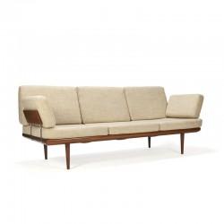 Vintage Minerva sofa ontwerp Peter Hvidt en Orla Molgaard Nielsen