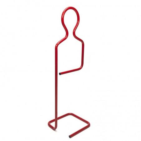 Red vintage popart style dressboy