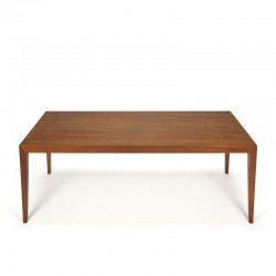 Vintage coffee table design Severin Hansen for Haslev