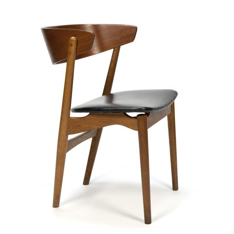Vintage Sibast design stoel nr. 7