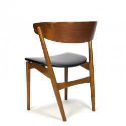 Vintage Sibast Dining chair No. 7