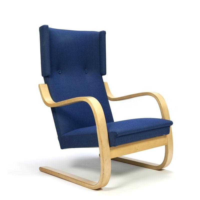 Vintage Alvar Aalto Artek 401 fauteuil