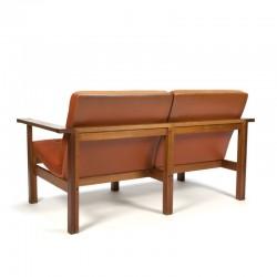 Vintage Danish design two-seater sofa Moduline