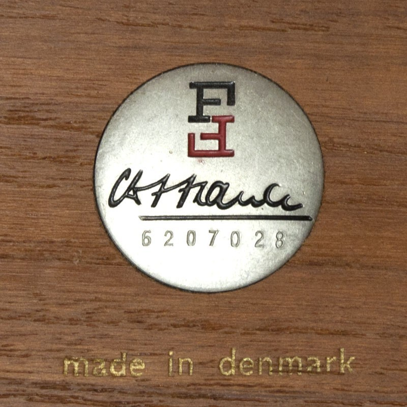 2 Zits Retro Bankje.Vintage Deense Design 2 Zits Bank Moduline Retro Studio