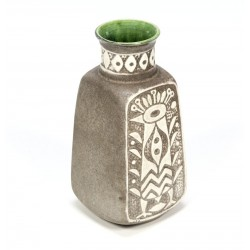 Vintage ceramic vase brand Bay