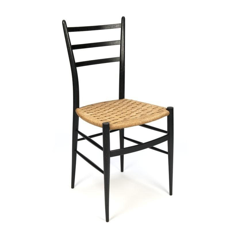 Italiaanse vintage design Spinetto stoel