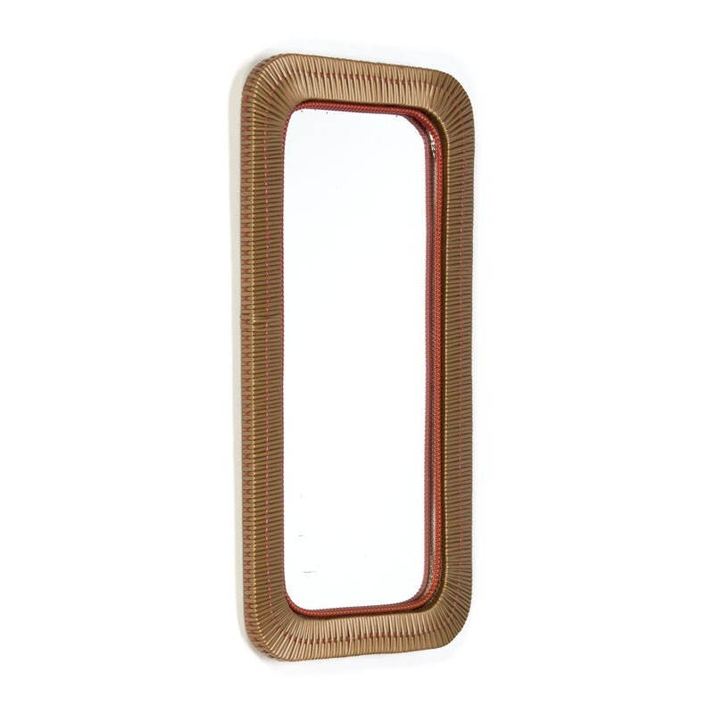 Vintage mirror from the sixties