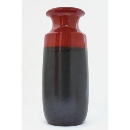 Large West-Germany vase brown/ orange