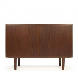 Vintage Danish small sideboard from Hundevad & Co