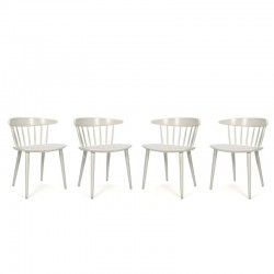 Vintage set of 4 J104 seats from FDB