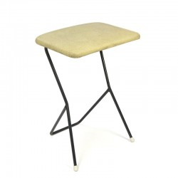 Vintage stool from the fifites