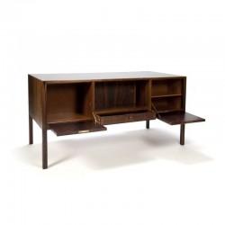 Vintage rosewood desk by O. Bank Larsen