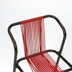 Vintage children's chair from the fifties